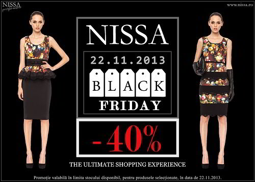 black friday nissa