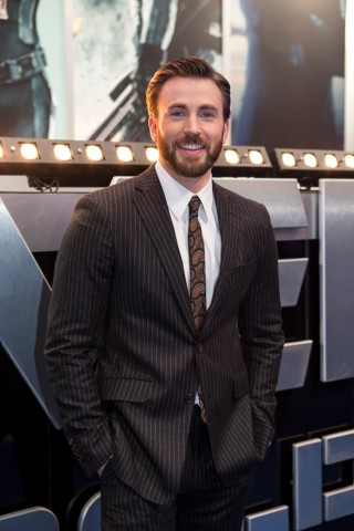 "Marvel's ""Captain America: The Winter Soldier"" UK Premiere"