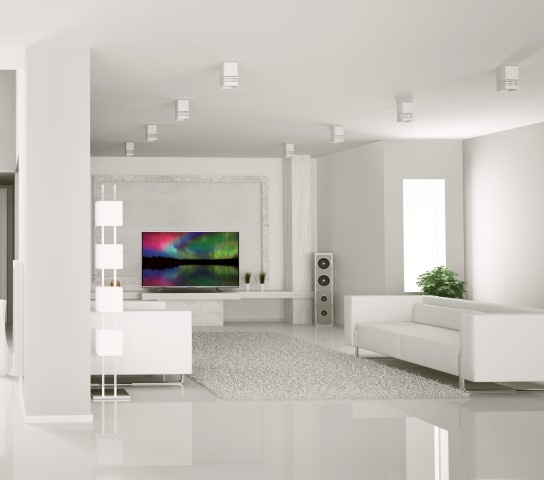 WHITE ROOM D onstand