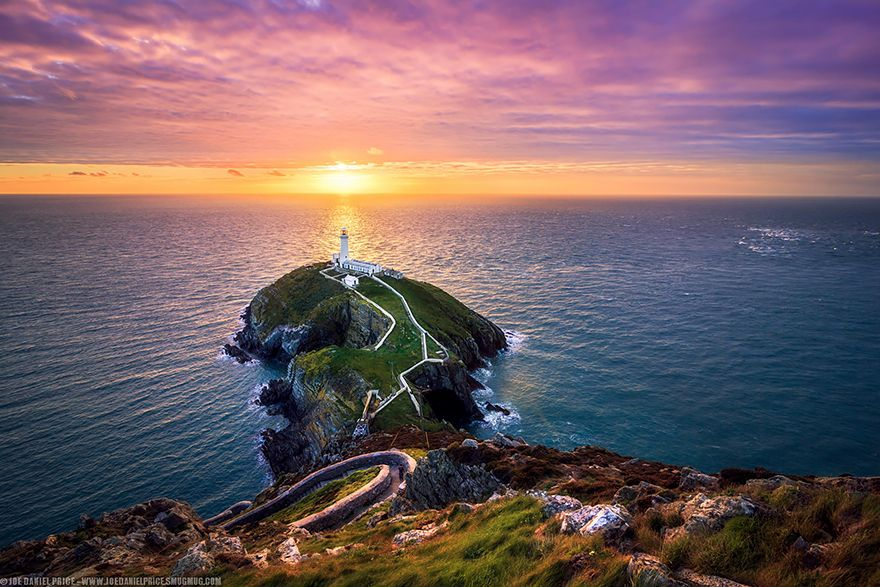Holyhead, Anglesey, Wales