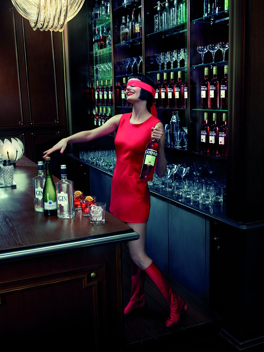 10 Campari Calendar 2015_Mythology Mixology_Eva Green_October_Negroni Sbagliato_LR