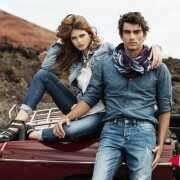 Fashion trends: Blue is Back, tema noii colectii Lee Cooper. FOTO