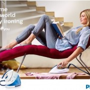 """Ogilvy & Mather si Philips semneaza campania  """"Welcome to the World of Easy Ironing"""""""