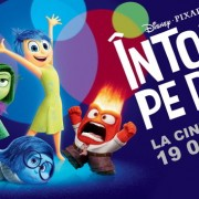 """Romanian TV star Wilmark, Diana Cavallioti from TVR 1 and """"The Voice of Pro TV"""" together in the animated adventure «Inside Out»"""