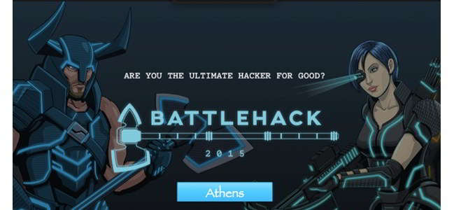 Let the journey begin – BattleHack Atena 2015 – gata de start!