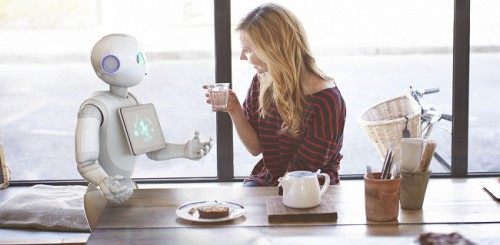 pepper robot gadget