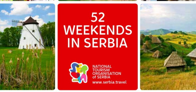 Travel Trends: 52 de weekenduri în Serbia