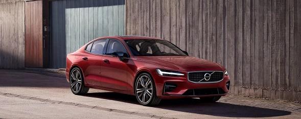 Noul sedan sport S60 – prima mașină Volvo realizată în SUA
