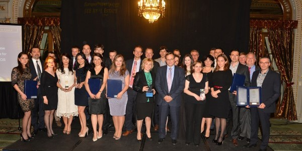 Jones Lang LaSalle selected Company of the Decade 2003 – 2013 at CEE Real Estate Quality Awards gala