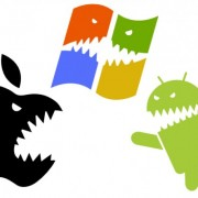 Without a new iPhone, Apple fought for supremacy with Android and Windows Phone in 2Q