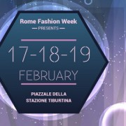 Irina Calancea duce pantofii Irka Shoes pe podium la Rome Fashion Week