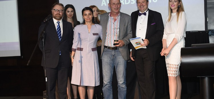 ParkLake awarded with Concept & Design Project of the Year at SEE Real Estate Awards