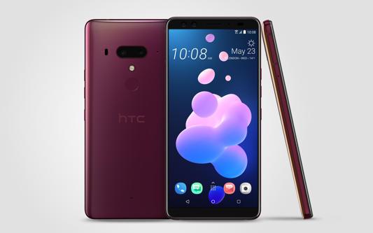 HTC U12+, cea mai bine cotată cameră foto duală și sunet personalizat USonic