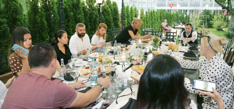 New place in town: Rossini Secret Garden Opening