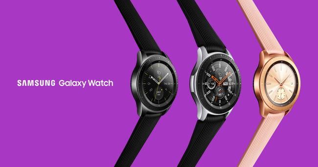 Samsung a lansat noul Galaxy Watch